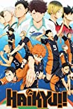 Haikyuu!! 1: manga ハイキュー!! Haikyu!!, Vol. 1 Notebook