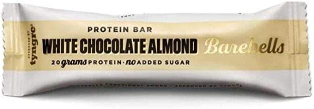 Barebells Protein Bar 55g x 12 Bars (White Chocolate Almond)