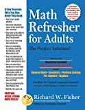 Math Refresher for Adults: The Perfect...