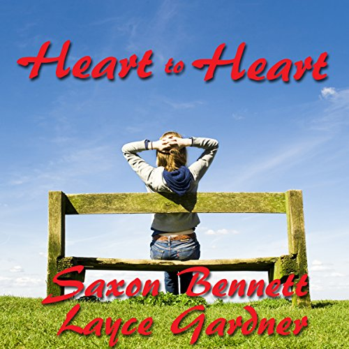 Heart to Heart     The True Heart Series, Volume 1              By:                                                                                                                                 Saxon Bennett,                                                                                        Layce Gardner                               Narrated by:                                                                                                                                 Layce Gardner                      Length: 7 hrs and 49 mins     78 ratings     Overall 4.2