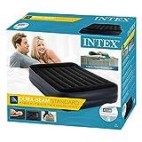 Intex Pillow Rest Raised Luftbett - Queen - 152 x 203 x 42 cm - Mit eingebaute elektrische Pumpe - 3