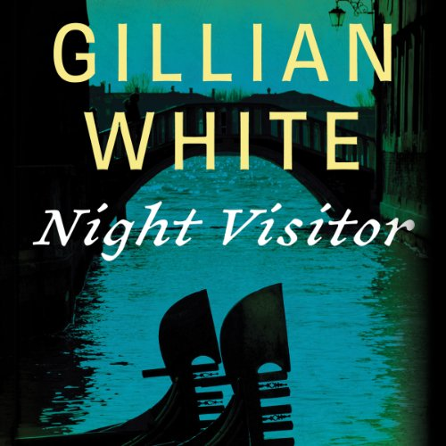 Night Visitor audiobook cover art