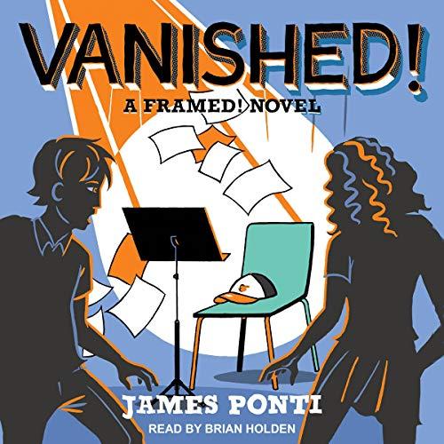 Vanished!: Framed! Series 2