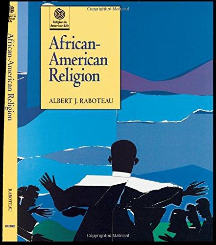 African-American Religion (Religion in American Life)