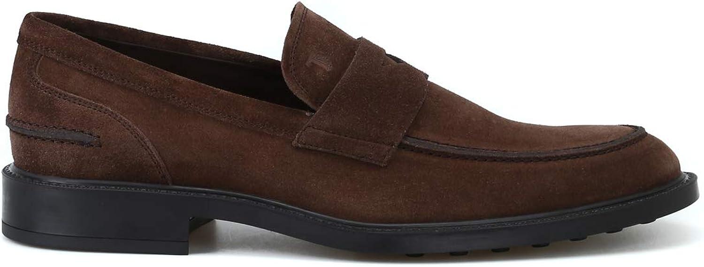 Tod Tod Tod s gummisula med Pebbles mocka Loafers bspringaa herrar  försäljning online rabatt lågt pris