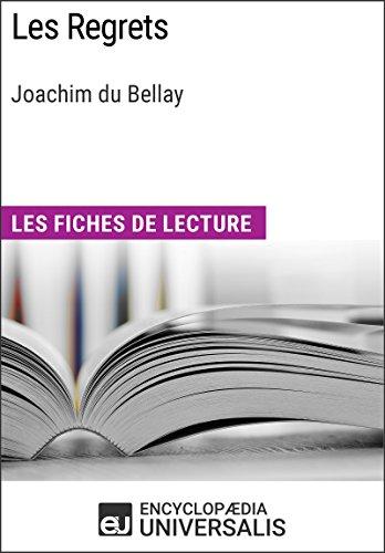 Les Regrets de Joachim du Bellay: Les Fiches de lecture d'Universalis