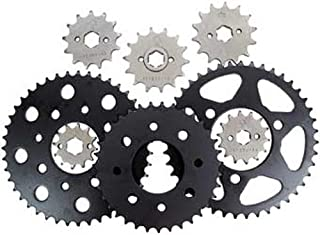 Kawasaki Front Sprocket KE 175 1980-1983 44 Tooth for 428-116 Chain Street Motorcycle/Scooter Part# 55-126315