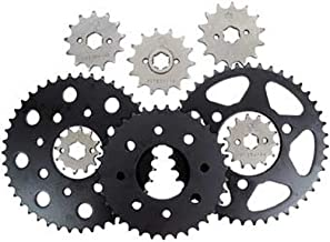Suzuki Front Sprocket GSF 600 Bandit 1996-2003 48 Tooth for 530-112 Chain Street Motorcycle/Scooter Part# 55-51314