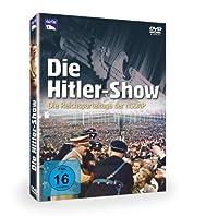 ヒトラー映像 Die Hitler-Show [DVD]