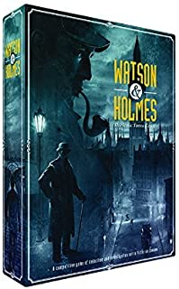 Space Cowboys Watson and Holmes Board Game - 12 Years Above