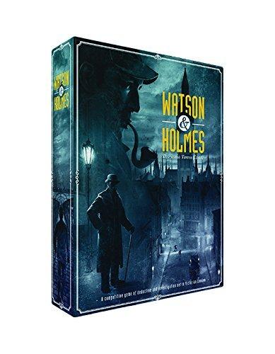 Cash'n Guns ASMSCWH01UK Watson & Holmes, Mehrfarbig
