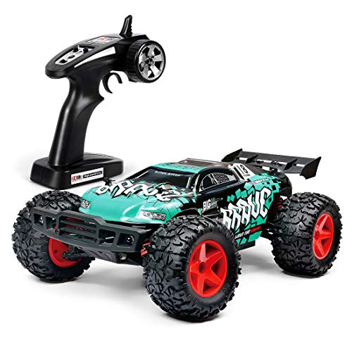 RC Auto kaufen Buggy Bild: LBLA RC Cars Fernbedienung Rennwagen 2,4 GHz 4WD High Speed 30 MPH 1:12 Funkfernbedienung Elektro Buggy Racing Fast Hobby*