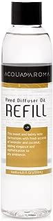 Acqua Aroma Vanilla Reed Diffuser Oil Refill 6.8 FL OZ (200ml) Contains Essencial Oils
