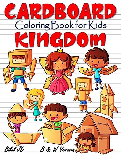 Cardboard Kingdom Coloring Book for Kids (Cardboard Kingdom Coloring Books)