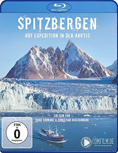 Spitzbergen - auf Expedition in der Arktis: Blu-ray