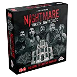 Identity Games [www.identity games.com] Nightmare Horror Adventures   Murder Mystery Board Game for Adults and Teens (English Version)