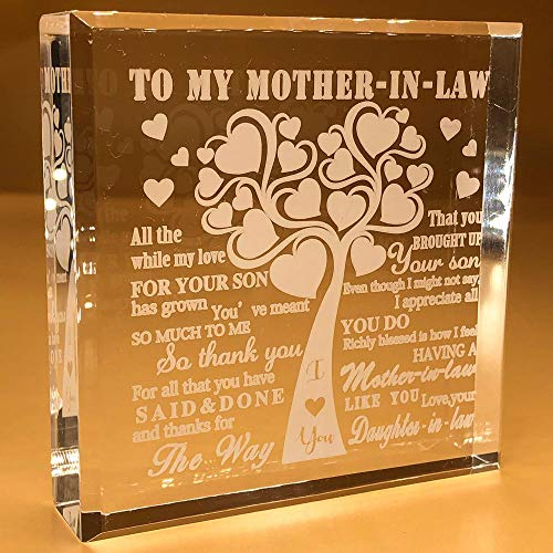 Mother In Law Gifts From Daughter In Law | Mother's Day | Wedding |...