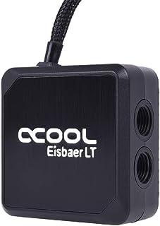 Alphacool Eisbaer LT (Solo) CPU-Ventirad con Bomba – Negro