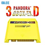 BLEE Arcade Game Box 3D Arcade Game Jamma Board 3188 in 1 with 50 3D Games HD Multi Video Game Board for Arcade Machine