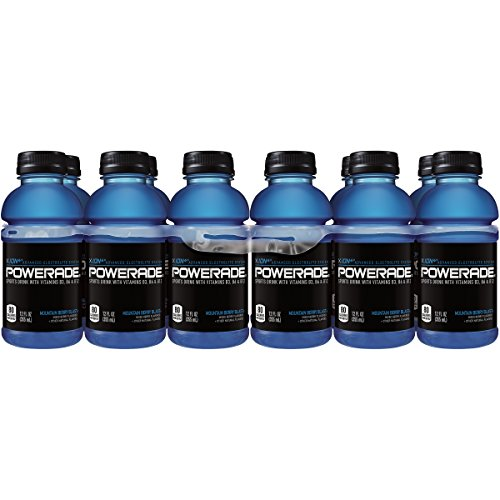 Powerade Mountain Blast Sports Drink Bvitamins