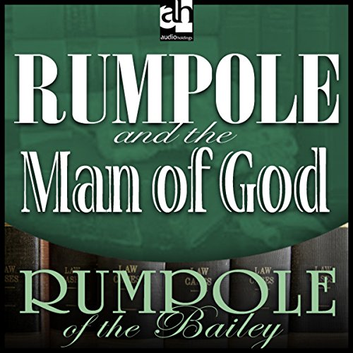 Rumpole and the Man of God cover art