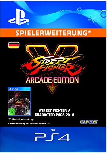 STREET FIGHTER V Season 3 - Character Pass Edition | PS4 Download Code - deutsches Konto