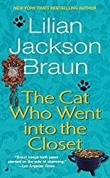 The Cat Who Book Cover.