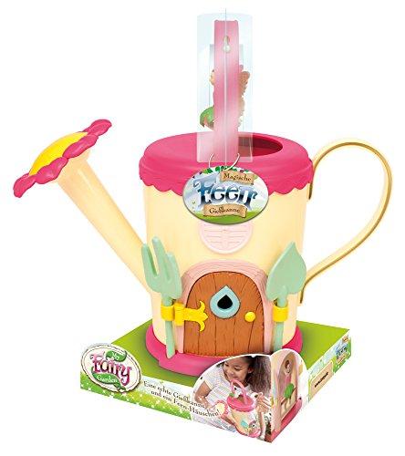 My Fairy Garden Magische Feen Gießkanne, Die Natur spielerisch entdecken, bunte Gießkanne mit Feen-Figur & Gartenwerkzeug für Kinder ab 4 Jahre, Kreativset Mädchen, Spielzeug für Kleinkinder