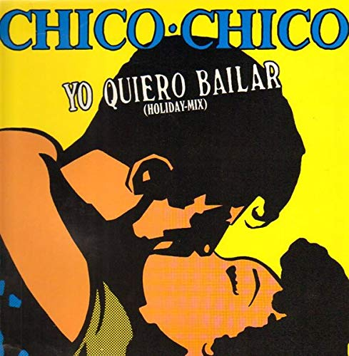 "Yo Quiero Bailar [12\"" Maxi, Holiday Mix, DE, Jupiter 889 769-1]"