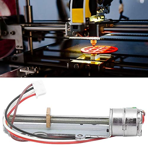 Slider Stepper Motor, Wire Stepper Motor, with Epicyclic Gearbox Electric Motors, for DIY Small Slider Project