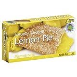JJ's Bakery Lightly Glazed Snack Pies 4oz (Pack of 6) (Lemon)