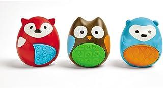 Skip Hop Explore & More Egg Shaker Baby Toy Trio Set