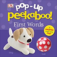 Pop-Up Peekaboo: First Words (Pop-Up Peekaboo!)