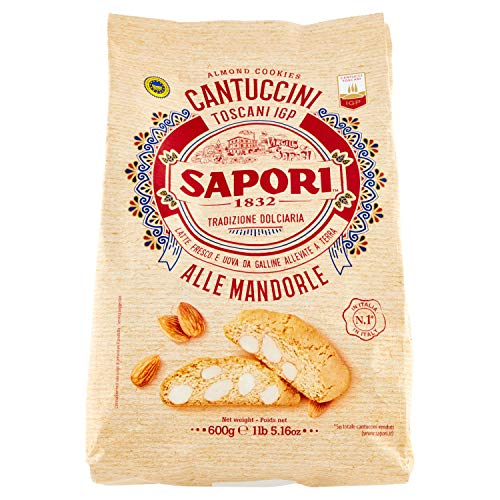 Sapori Cantuccini alle Mandorle, 600g