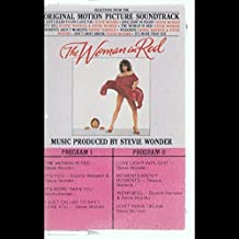 Stevie Wonder: The Woman In Red Cassette VG++ Canada Motown M4 6108