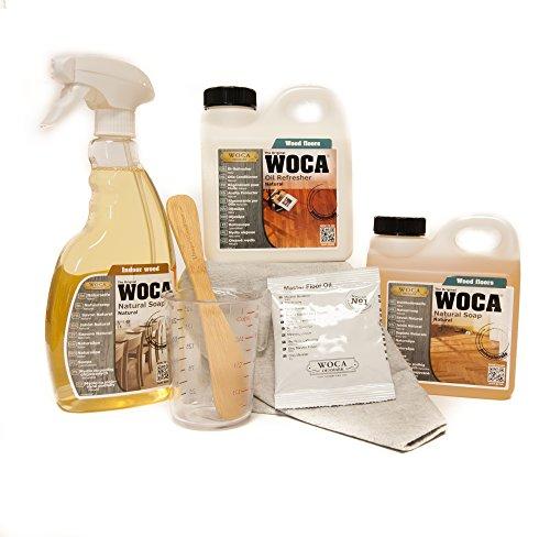Woca Essential Kit (Natural)