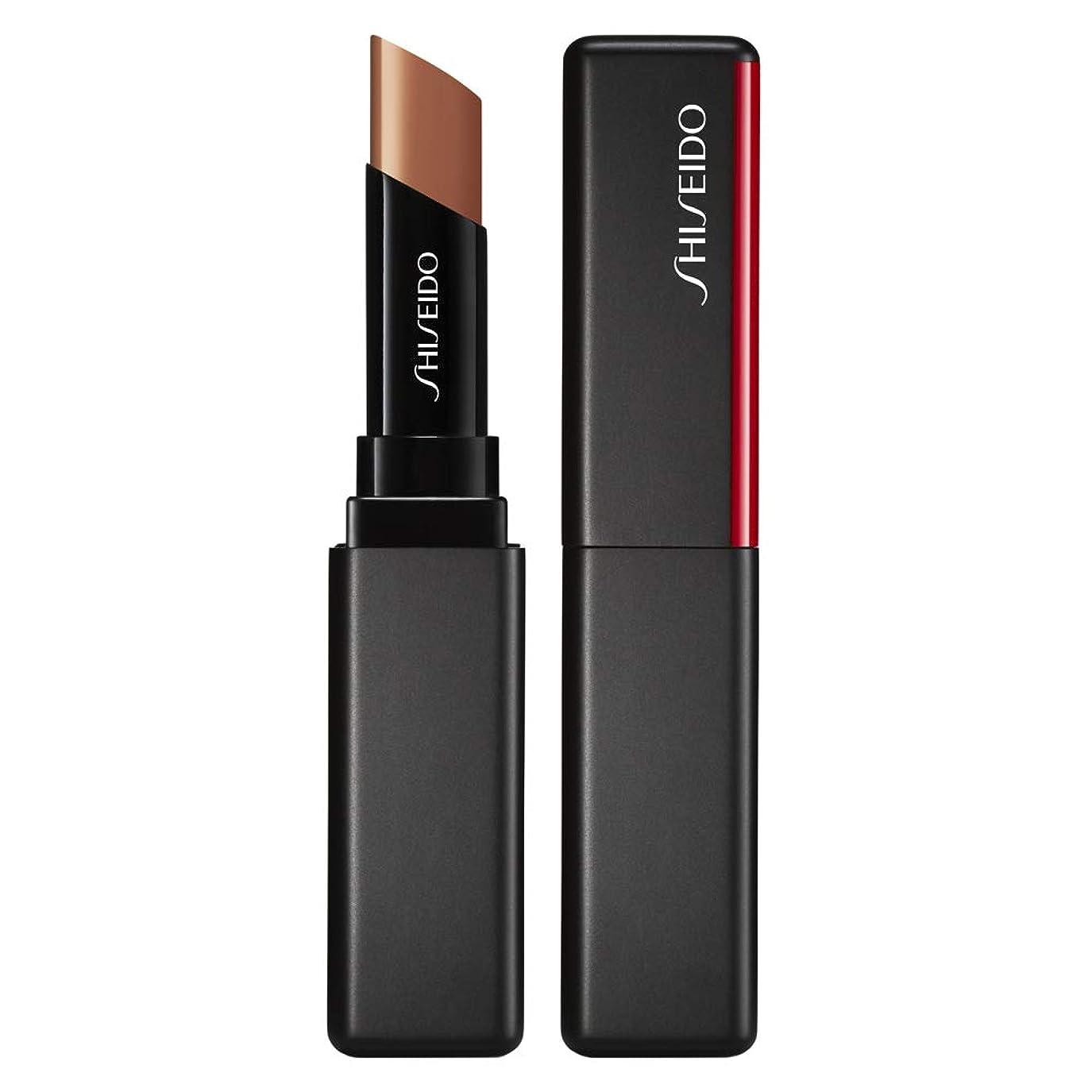 ダーツペフ説明資生堂 VisionAiry Gel Lipstick - # 201 Cyber Beige (Cashew) 1.6g/0.05oz並行輸入品