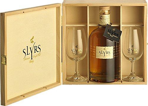Slyrs Single Malt Whisky 2011 KERPALT (0,7 Liter + 2 Gläser)