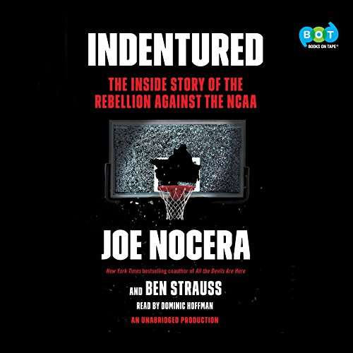 Indentured audiobook cover art