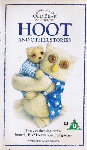 Jane Hissey's Old Bear And Friends - Hoot And Other Stories