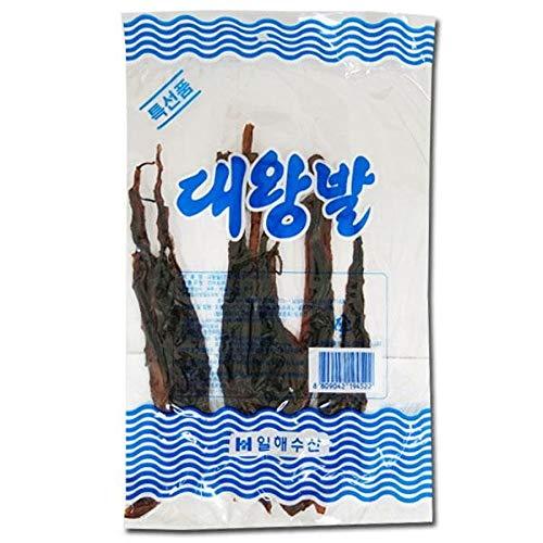 Work Jusan Great King Foot (Blue) 55g / Squid Leg / Dry Squid / Gift / Souvenir / Beer Snack / Snack / Aji / Gift / Zip / ConveniencePurified Honey Butter Squid Sweet Squid