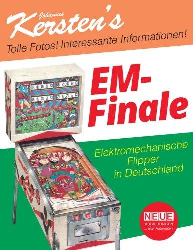 EM-Finale: Elektromechanische Flipper in Deutschland