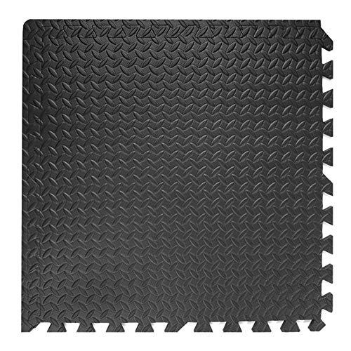 TENGXI 8 Piezas Esterilla Puzzle para Suelos de Gimnasio y Fitness EVA...