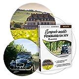 BOX CADEAU INSOLITE • Escapade en 2CV & Dégustation de vins au Château de Pommard en Bourgogne • Idées cadeaux homme • Cadeau homme • Coffret cadeau couple • Cadeau Saint Valentin
