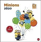 Minions - Broschurkalender 2020 - Heye-Verlag - Wandplaner