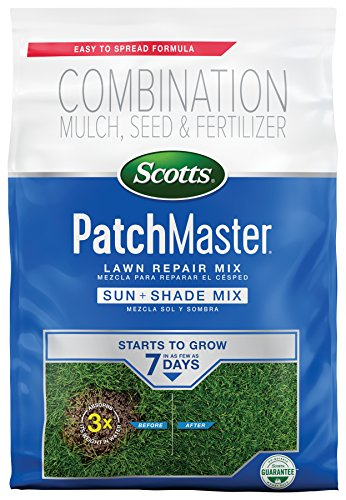 Scotts PatchMaster Lawn Repair Mix Sun and Shade Mix, 4.75 lb.