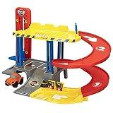 Motor Town - Garaje infantil 2 niveles con vehículo (46487)