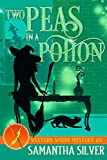 Two Peas in a Potion: A Paranormal Cozy Mystery (Western Woods Mystery Book 2)