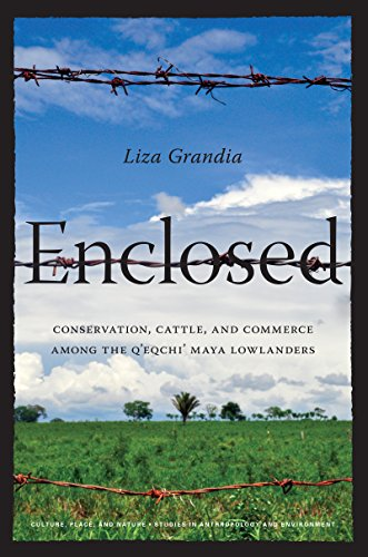 Enclosed: Conservation, Cattle, and Commerce Among the Q'eqchi' Maya Lowlanders (Culture, Place, and Nature) (English Edition)