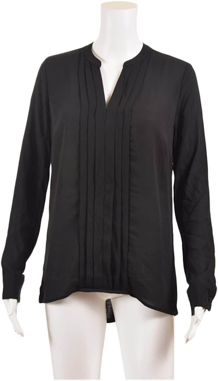 Inc International Concepts PleatFront Blouse